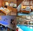 a selection of cottages of varying sizes for holidays