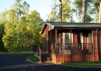 Royal Deeside Woodland Lodges  - Ballater,