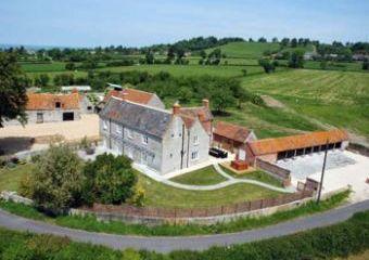Woodlands Farmhouse   - Glastonbury,