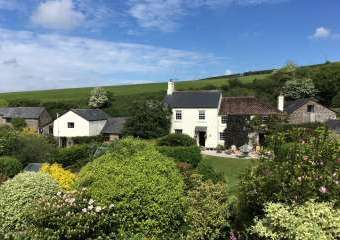 Dittiscombe Hills Estate and Cottages, South Devon  - Dartmouth,