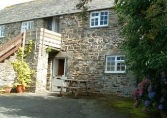 Granary Cottage  - Crackington Haven,