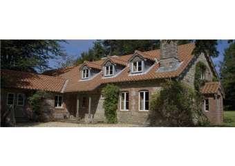 Private Rural Lodge, Wrackleford Estate  - Stratton,