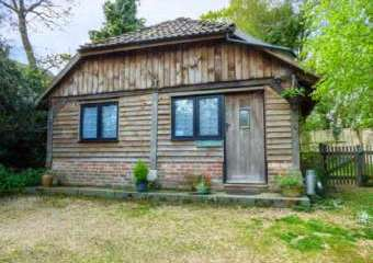 Endymion Pet-Friendly Cabin, New Forest National Park  - Linwood,