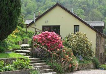 Acorn Retreat, at Oakmead House, edge of Exmoor  - Brayford,