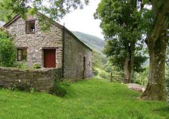 Graig Las Dogs-welcome Cottage, North Wales  - Llangynog, Builth Wells,
