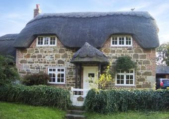 thatched cottage Isle of Wight