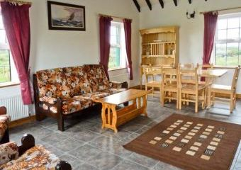 Lully More Pets Welcome Cottage, North West Ireland  - Cruit Island,