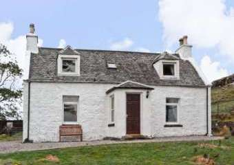 The Ghillie's Country Cottage  - Dunvegan,