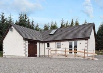 Braewood Countryside Cottage, near the Great Glen Way  - Whitebridge,