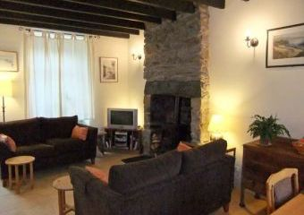 Tegfan Dogs-welcome Cottage, North Wales  - Llan Ffestiniog ,