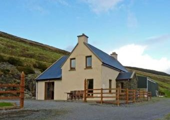 Carraig View Dogs-welcome Cottage, Ballinskelligs, County Kerry, South West Ireland  - Ballinskelligs,