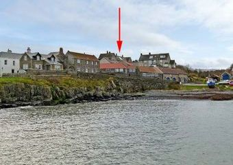 Craster Reach Coastal Cottage, Northumberland Coast  - Craster,
