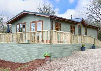 The Maples Family Lodge, Narberth, South Wales   - Narberth,