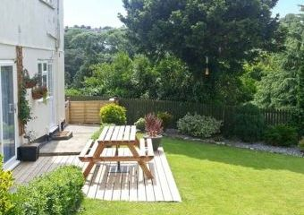 Garden Flat Holiday Home, South West England   - Mevagissey,