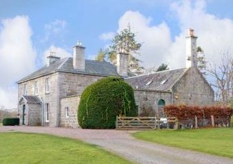 Inverallan Country House, Scottish Highlands  - Grantown-On-Spey,