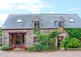 Caecrwn Pet-Friendly Barn Conversion, South Wales   - Brecon,