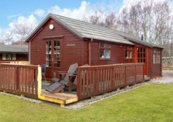 Creag Dhubh Country Cottage, Highlands And Islands   - Newtonmore,