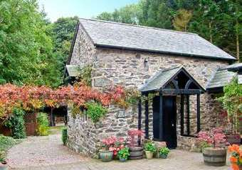 The Old Barn Cottage, North Wales  - Ruthin,