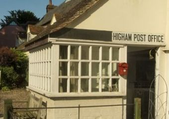 The Old Post Office  - Higham, Colchester,