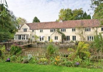 Waterfall Country House  - Upton Cheyney,