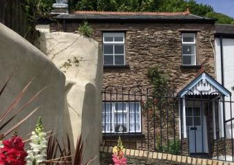 Tollgate Cottage at Hele Bay, Ilfracombe  - Ilfracombe,