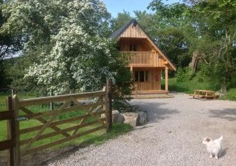 Deveron Valley Holiday Log Cabins and Cottages  - Huntly,