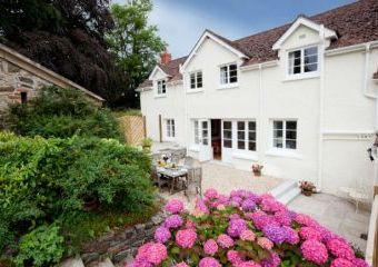 Fairways West Cottage  - Chittlehamholt,
