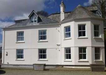 2 The Manor House  - Looe,