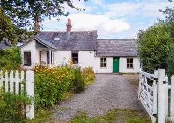 Station Cottage  - Ystrad Meurig,