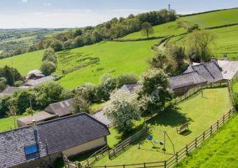 Bartridge Farm Cottage  - Umberleigh,