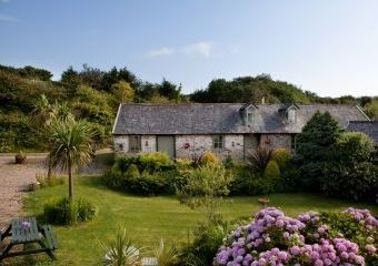 Aggies Cottage at Higher Mullacott Farm  - Ilfracombe,