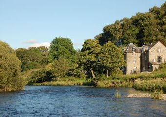 The Mill House  - Peebles,