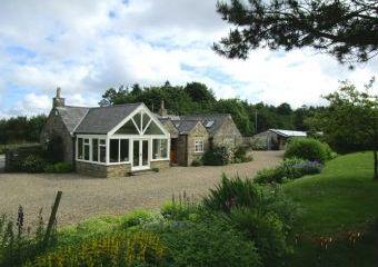 Faith's Cottage  - Longwitton,