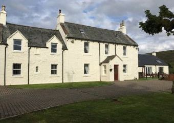 Belton House Holiday Home  - Wanlockhead,