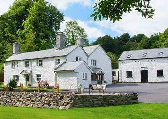 Whitelady House  - Lydford,