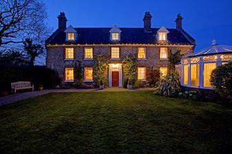 Incleborough House luxury self catering  - Cromer,