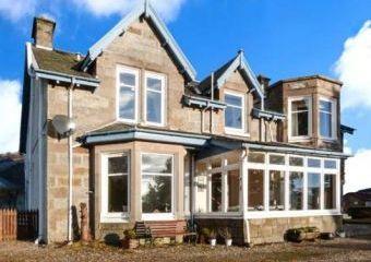 Alvey House  - Newtonmore,
