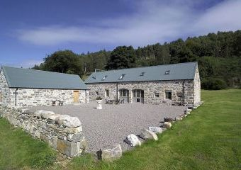 Weiroch Lodge  - Tomintoul,