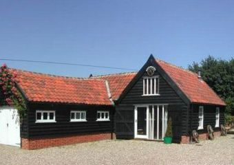 Wheelwrights Cottage  - Kersey,