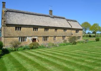Higher Burrow Farmhouse  - Kingsbury Episcopi,