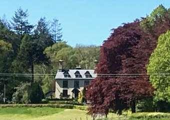 Garth Country House  - Llanidloes,