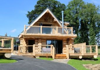 Keepers Log Cabin  - Addingham,
