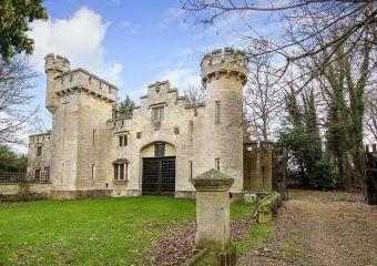 The Castle, West Wiltshire  - West Ashton,