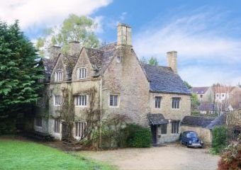 The Old Manor House  - Frome,