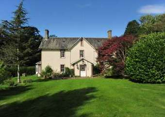 The Old Manse of Monzie  - Crieff,