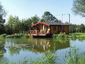 Badwell Ash Holiday Lodges Bury St Edmunds Suffolk