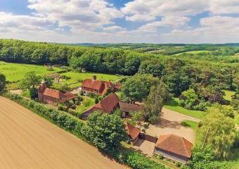 Fair Oak Farm - A perfect rural retreat  - Mayfield,