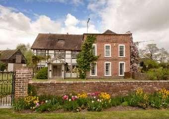 The Manor House  - Eardisland,
