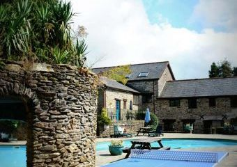 The Lodge at Colmer, Modbury, Kingsbridge  - Modbury,
