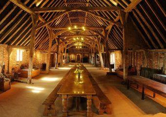 Tudor Barn  - Lavenham,